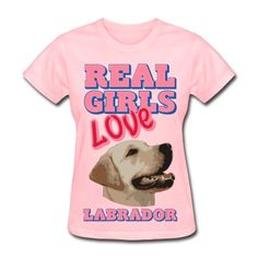 Real girls love Labrador