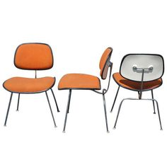 Eames Dcm Side Chair