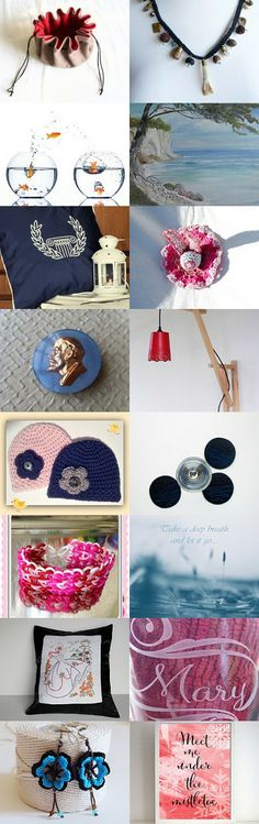 some inspirations  by Christa Mavropoulou on Etsy--Pinned with TreasuryPin.com