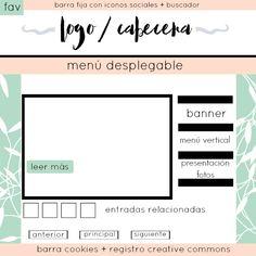 Aprende como organizar tu blog  y su diseño para que sea un imán inevitable para tus lectores.