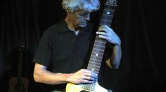 Bach Invention #4 On The 10 String Acoustic Stick Guitar