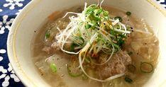 [ふわふわ豚団子 白菜のあったかスープ] by カリンダ☆ 【クックパッド】 簡単おいしいみんなのレシピが280万品