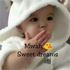 Cute Good Night Wisher Beautiful Baby Photos Goodnight Good