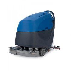 Numatic TTV 5565 maszyna czyszcząca z trakcja .Profesjonalna maszyna czyszcząca - zmywarka do posadzek z grupy bateryjnych automatów szorująco zbierających, przeznaczona do czyszczenia wszystkich rodzajów podłóg. Wyposażona w duże, 85 litrowe zbiorniki na czystą i brudną wodę wykonane z tworzywa Structufoam, odpornego na uderzenia. Górny