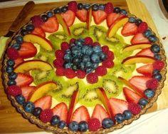 Crostata di Frutta - Fruit Tart