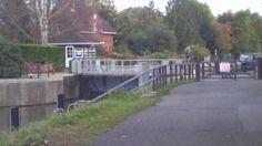 Windsor lock Windsor Locks, Thames Path, Outdoor Decor