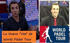 Comentarista World Padel Tour