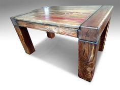 "Meble artystyczne: Jeszcze jedna nowość ""Loft Coffee Table III"" Loft, Coffee, Furniture, Home Decor, Kaffee, Decoration Home, Room Decor, Lofts, Cup Of Coffee"