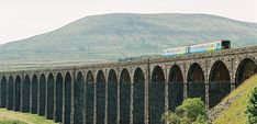 Grand Tour Of Scotland By Train - Book Your 2019 Holiday Scotland Tours, Scotland Travel, National Rail, National Parks, Ribblehead Viaduct, Places To Visit Uk, Northumberland National Park, Train Tour, Train Journey