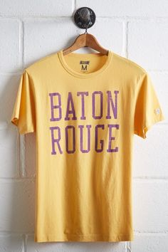 Tailgate LSU Tigers Baton Rouge T-Shirt