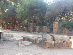 """Tipasa """" Tipaza"""", Algéria, Roman ruins"""