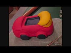 How to Make The Wiggles Big Red Car Cake - YouTube