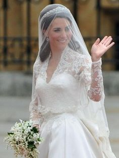Kate Middleton - such classic beauty :)