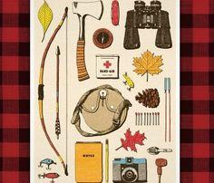 For Him - Outdoorsman Print