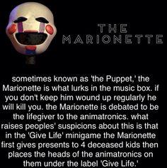 marionette bio