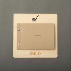 Sherlock Easy Bar Menu by Grafix Design Studio