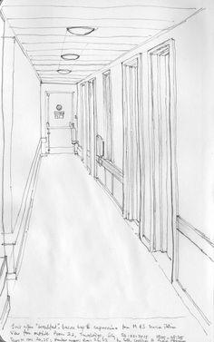 24 February 2015 Travelodge corridor