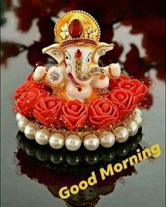 Good Morning Images, Good Morning Quotes, Lord Ganesha, Birthday Candles, Sai Baba, India, Wallpapers, God, Party