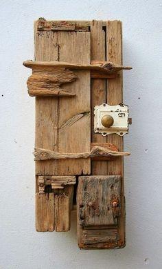 Julia's Driftwood Furniture