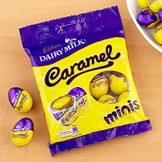 Cadbury Mini Caramel Eggs
