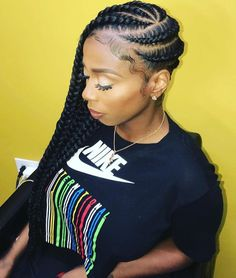Big Lemonade Braids Idea 34 trendy big lemonade braids hairstyles ponytails with Big Lemonade Braids. Here is Big Lemonade Braids Idea for you. Big Lemonade Braids lemonade braids that make your hair style even sweeter. Lemonade Braids Hairstyles, Box Braids Hairstyles, Protective Hairstyles, Girl Hairstyles, Beyonce Hairstyles, Protective Styles, Evening Hairstyles, Teenage Hairstyles, Dreadlock Hairstyles