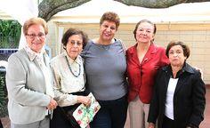 Damas Guadalupanas dan la bienvenida a la navidad