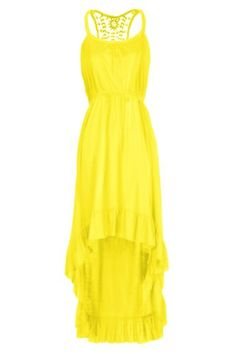 G2 Chic® Women's Casual Solid Summer Maxi Dress $15.99 (save $37.96)