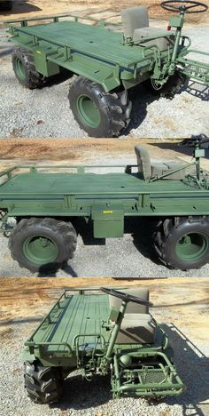 Good Condition 1968 Mule military for sale Cool Trucks, Cool Cars, Military Vehicles For Sale, Homemade Tractor, Diy Go Kart, Engin, Military Equipment, Mini Bike, Offroad