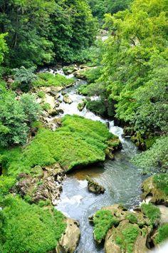 Huangguoshu national park in Guizhou, China