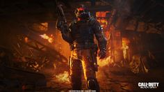 All 'Firebreak' Specialist Voice Lines as of the Black Ops 3 Beta [LEAK]