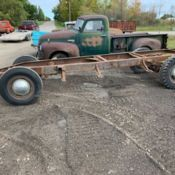 1949 5 Window Deluxe Chevrolet Pickup Truck 9' Foot Bed One Ton 3800 for sale: photos, technical specifications, description Classic Trucks For Sale, Chevy, Chevrolet, Retro Radios, Wood Beds, New Tyres, New Carpet, Modern Retro, Pickup Trucks