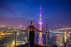 A word of advice: get a China visa and visit Shanghai. Just go. Just do it. You'll thank yourself later.