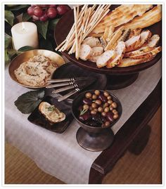 antipasto platter displays | When putting together a cheese tray, I try to follow these rules-of ...
