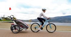 Chariot dostępny w naszej Wypożyczalni  http://www.planetarodzina.pl/oferta-wypozyczalni/13/przyczepki-rowerowe-chariot-cougar-1/ to prawdziwe ferrari wśród przyczepek! I na dodatek czerwone :-)