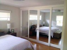 Interior Door & Closet Company - Torrance, CA, United States. Closet Doors: Mirrored Sliding Glass Doors