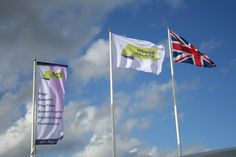 Our new Flags here at House of Flags HQ