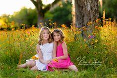 "Wildflower Mini Session | The ""M-G"" Family » Gainesville Florida photographer Laurel Housden Photography"