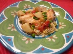 Skillet curry chicken for 2 Cooking For Two, Meals For Two, Healthy Eating Recipes, Cooking Recipes, Recipe For 2 People, Chicken Recipes For Two, Hottest Curry, Main Course Dishes, Mediterranean Chicken