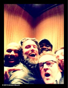 anson mount images | Anson Mount's photo: PIC from this past weekend: Me, @common ...