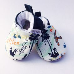 Buy Now Baby Shoes Forest Soft Soled Baby Shoes Tree Booties...