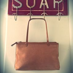 """Ann Taylor Tan Suede Mini Tote Great bag.. Bradley used.. Nice neutral color..leather tassel zipper pull..tan cloth lining..8"""" tall...13.5"""" wide...2.5"""" deep..handle drop:9"""" no trades no pay pal Ann Taylor Bags Totes"""