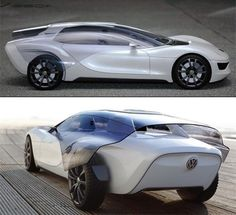 ༺♥༻ VW concept car ...♡♥♡♥Love it!