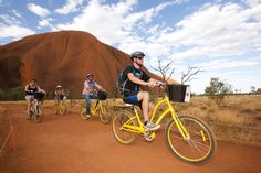 New Tourism Development - Outback Cycling