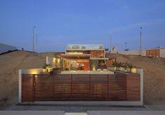 H-22 House / Vértice Arquitectos