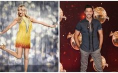 Laura Whitmore and Giovanni Pernice Strictly Come Dancing 2016, Strictly Dancers, Laura Whitmore, Dresses, Fashion, Vestidos, Moda, Fashion Styles, Dress
