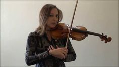 Violin Lessons - The BEST Video EVER for How to Tune A Violin without a ...