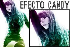 #Photoshop #Videotutorial Efecto Candy. #TAVnews