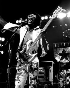 Bootsy Collins - Parliament Funkadelic
