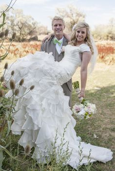 Loving this wedding gown | Majors Photography