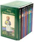 The Complete Anne of Green Gables (Boxed Set); when I was younger this was one of my favorite series of books